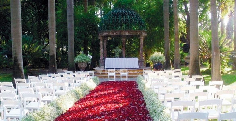 Relevancia. El turismo de bodas es uno de los sectores más importantes para los prestadores de servicios de la entidad.