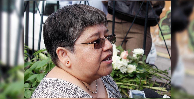 Comunidad. Patricia Bedolla señala que el colectivo está 'de fiesta'.
