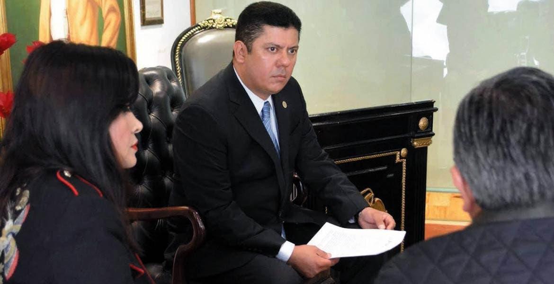 Acciones. El diputado Javier Bolaños Aguilar dijo que la agenda se centrará en contener la política agresiva de EU.