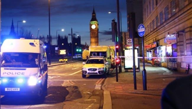 La policía británica identifica al autor del atentado de Londres