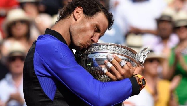 Rafael Nadal conquista su décima corona en Roland Garros Deportes /Jun 11 2017