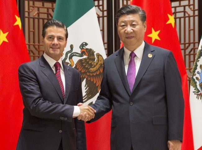 México tiene una economía abierta, moderna y competitiva