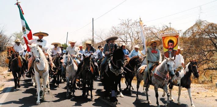 Previo. El 3 de abril se realizará la histórica cabalgada en Ciudad Ayala.