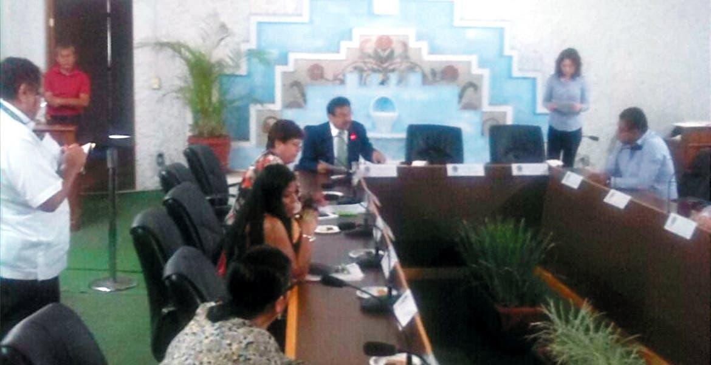 La silla vacía. El alcalde Cuauhtémoc Blanco prefiere evitar la parte política y administrativa de su puesto.