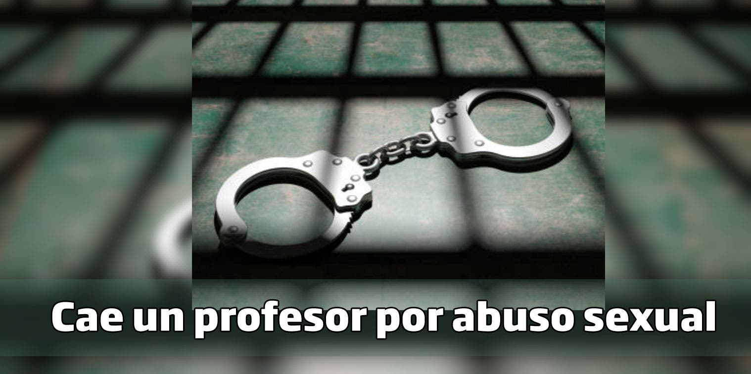 Cae un profesor por abuso sexual en Temixco