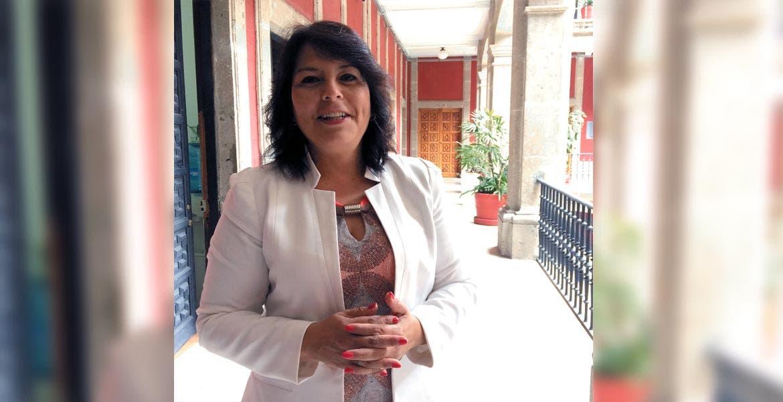 Norma Alicia Popoca, diputada panista