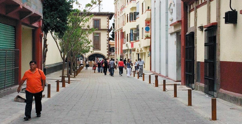 Informan. Sergio Beltrán Toto mencionó que la calle Lerdo de Tejada, del Centro de Cuernavaca está lista para las personas, sin embargo, precisó que faltan algunos detalles para abrir la vialidad y permitir el paso de vehículos