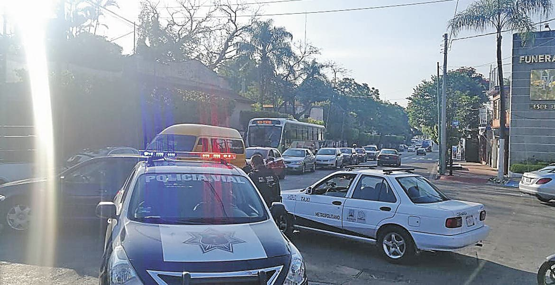 Afectan cierres viales a Cuernavaca