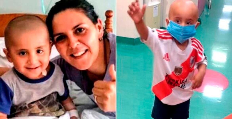 En medio del COVID-19, un niño de 3 años se cura del cáncer