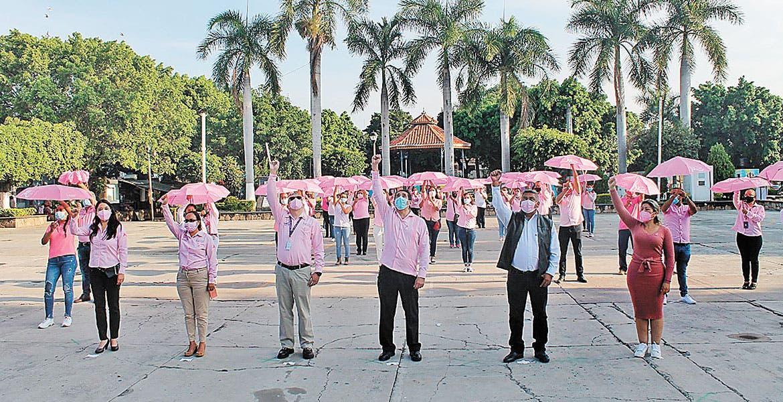 Destacan importancia de detección oportuna de cáncer en Morelos