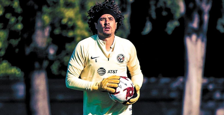 Miguel Herrera advierte a Guillermo Ochoa — Club América