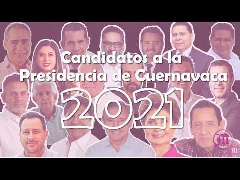 Te presentamos A los aspirantes al gobierno de Cuernavaca para tu elección 2021