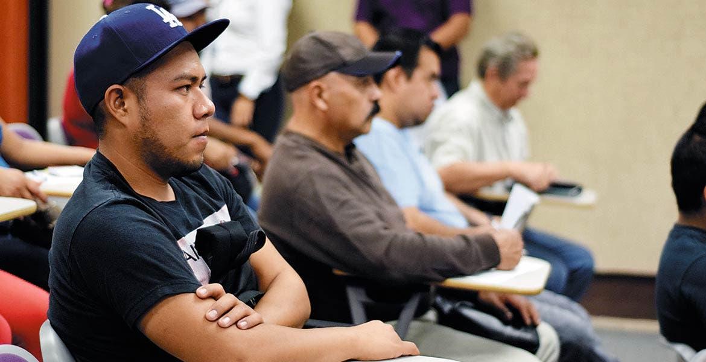 Beneficiados. Migrantes retornados fueron apoyados con 4.7 millones de pesos.