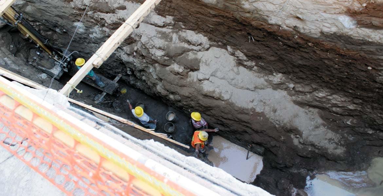 Profundo. Obras profundas realizan trabajadores en principales avenidas de Cuernavaca.