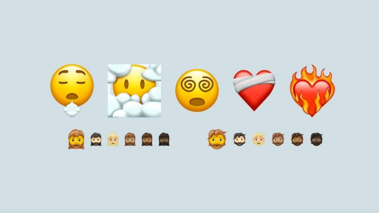 Conoce los nuevos emojis que llegarán a iOS y Android