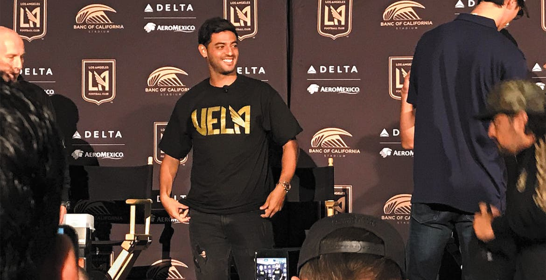 Bradley armará al Los Angeles FC alrededor de Vela