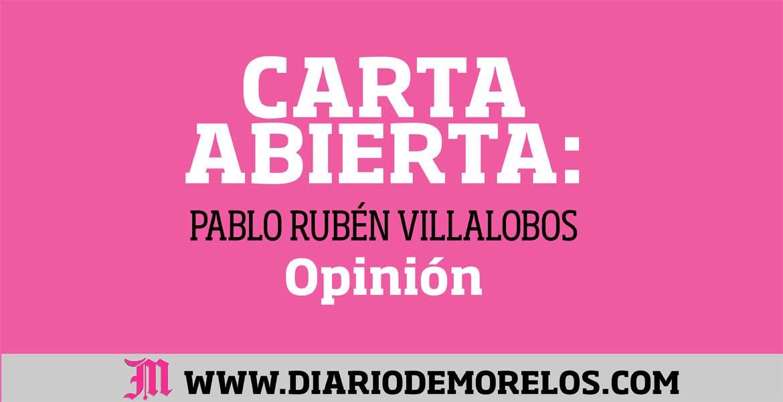 """Carta Abierta: - Profeco Contra SDS en Morelos - AMLO """"Encuerado"""""""