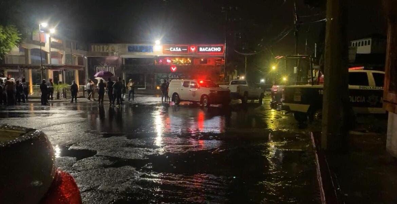 Multihomicidio en bar de avenida Río Mayo, Cuernavaca: hay 5 víctimas
