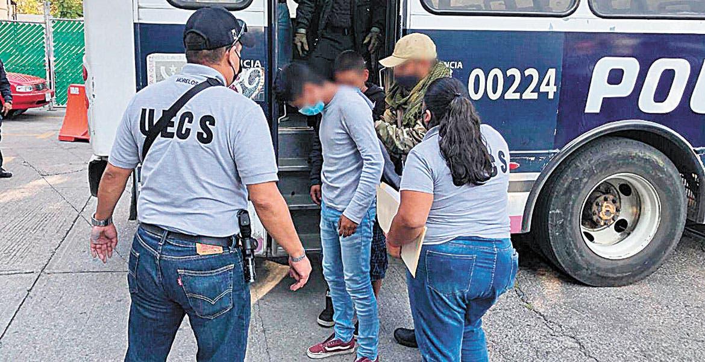 Detienen a 69 personas más implicadas en toma de casetas en Morelos