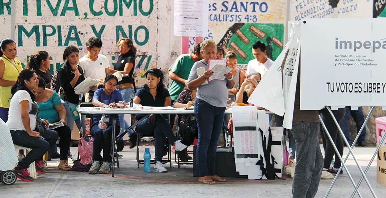 Incidencias. El objetivo del encuentro es que el proceso electoral 2017-2018 transcurra sin contratiempos en la entidad morelense.