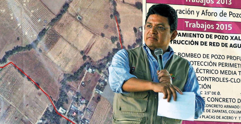 Conciencia. Juan Carlos Valencia señaló buscan difundir cultura del agua.