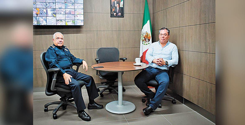 Afina CES estrategia de seguridad con alcaldes de Jiutepec, Totolapan y Zacualpan