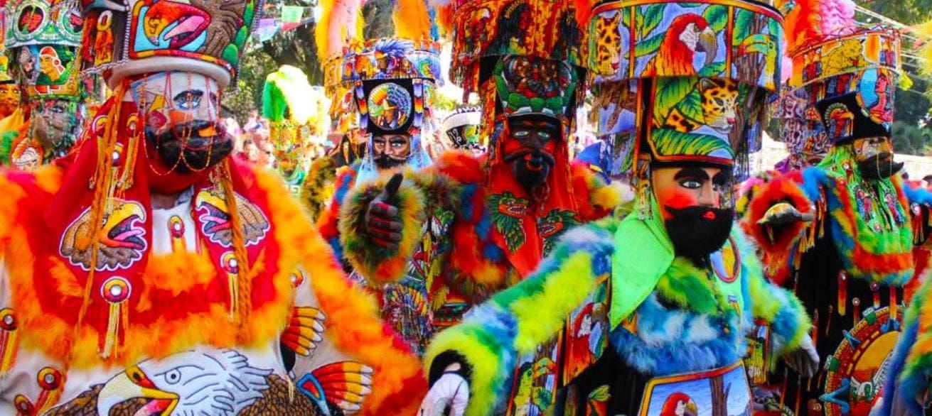 El Chinelo Fest es un evento a nivel internacional que muestra distintos ámbitos de la cultura de Morelos