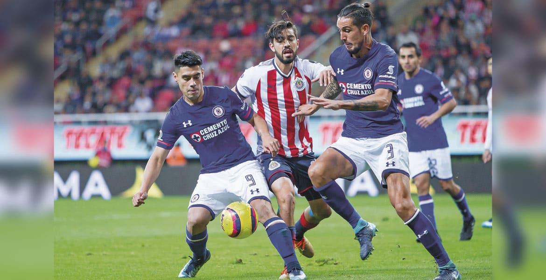 Cruz Azul va por el primer triunfo del Clausura
