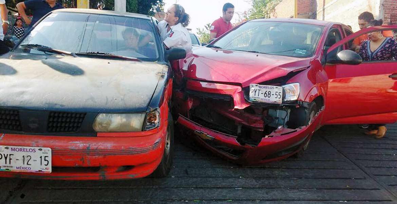 Percances de tránsito. La Secretaría de Seguridad Ciudadana de Cuernavaca, a través de la Dirección de Policía Vial, ha puesto especial enfásis en la prevención de accidentes, con medidas como el uso obligatorio del cinturón de seguridad y cortesía vial.