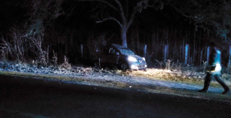 Accidente. Daniel murió al chocar su auto contra un árbol, tras salirse se la carretera Tequesqutengo-Tehuixtla, a la altura de Tehuixtla.