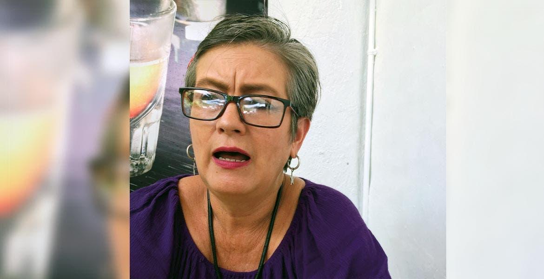 """Invitación. Citlalli Ferrer, coordinadora de la escuela para escritores """"Ricardo Garibay"""""""