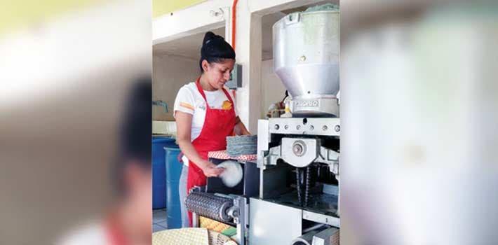 Registro. El Consejo de la Masa y la Tortilla estima que en la entidad hay dos mil 800 establecimientos registrados en el estado.