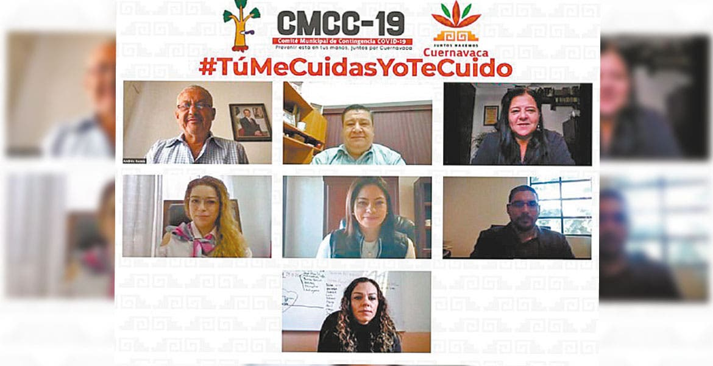 Llaman a municipios de Morelos a colaborar para bajar contagios