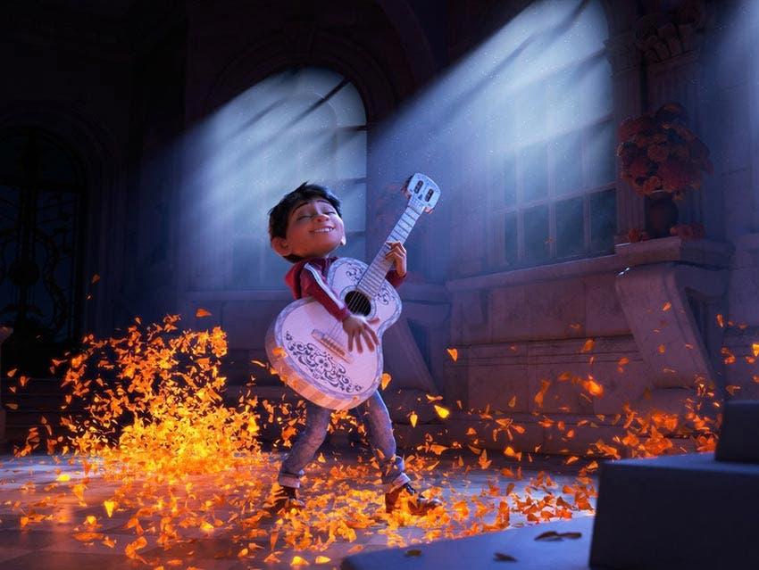 Coco, la película animada más vista de la historia en México