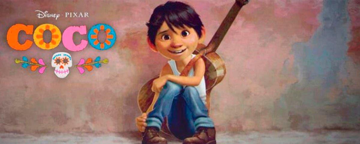 Pixar presenta en francia pel cula inspirada en d a de for Imagenes de coco