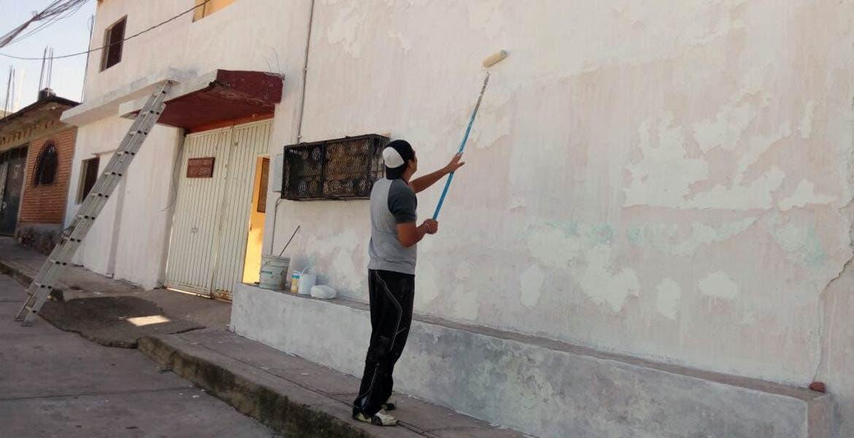 Ponle Color a Morelos se aplica en colonias consideradas como de riesgo.