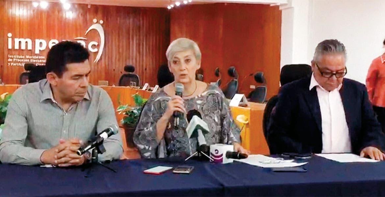 Congelan prerrogativas al PRI estatal en Morelos