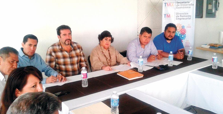 Comité. Irma Camacho García instaló el Consejo Municipal de Mejora Regulatoria con la finalidad de impulsar la economía por medio de más inversiones en Temixco.