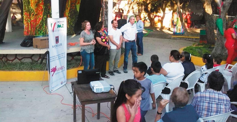 Convivencia. Buscan crear espacios comunitarios a través de actividades sustentables, como es la creación de huertos familiares.