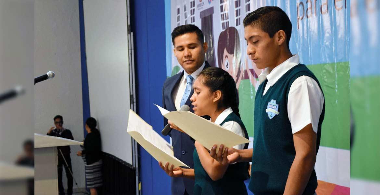 Postura. La secretaria de Educación, Beatriz Ramírez Velásquez, aseguró que se cuenta con el respaldo de un grupo integral de especialistas.