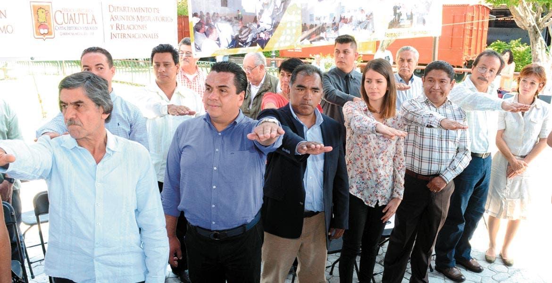 Evento. Autoridades de Cuautla conformaron los consejos de Desarrollo Económico, Industria y Comercio, así como el de Turismo y el de Asuntos Migratorios.