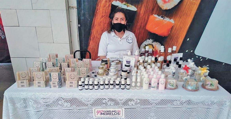 Invitan en Morelos a sumarse y consumir productos locales