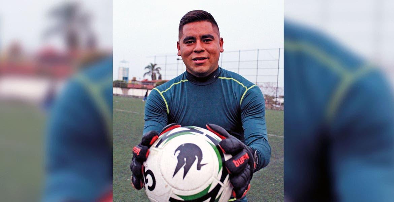 Debutante. Jair Álvarez vive su primera Copa Morelos Tecate.