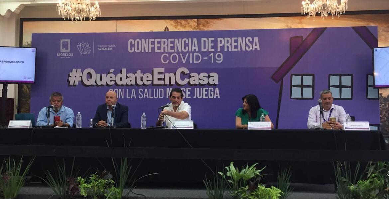Registra Morelos una nueva muerte por COVID19; van 3