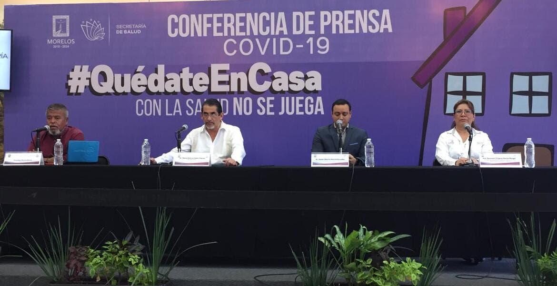 Suman 4 decesos y 29 casos confirmados por COVID19 en Morelos