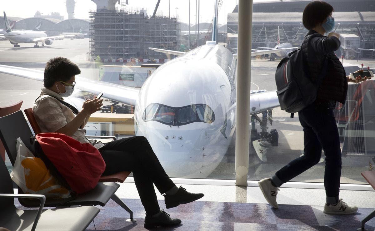 Declaran alerta en el Aeropuerto de CDMX por coronavirus
