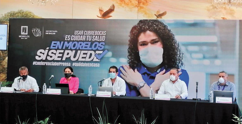 Buscará Salud asintomáticos de COVID en municipios de Morelos