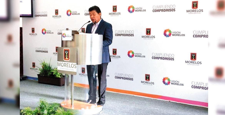 Matías Quiroz, secretario de Gobierno