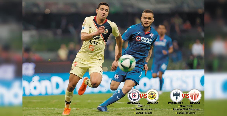05197619 Van Cruz Azul y América por su pase a la semifinal | Diario de Morelos