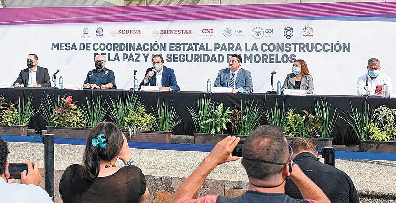 Se infiltra narco en toma de casetas en Morelos